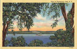 View Of Chautauqua Lake