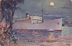 R.M.S. Lady Nelson