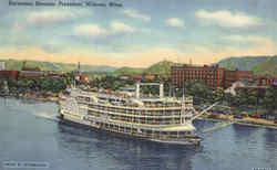 Excursion Steamer President