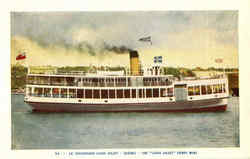 The Louis Joliet Ferry Boat