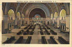 Waiting Room Union Station