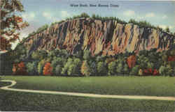 West Rock Postcard
