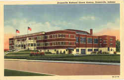 Evansville National Guard Armory