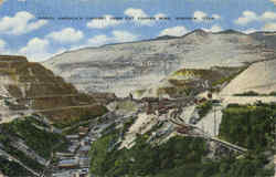 North America's Largest Open Cut Copper Mine