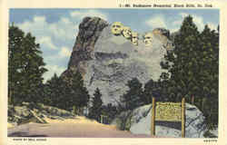 Mt. Rushmore Memorial