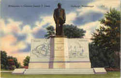 Monument To Captain Joseph T. Jones