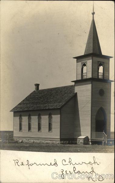 Reformed Church Zeeland North Dakota