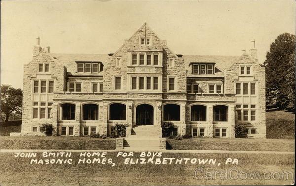Masonic Homes Pa