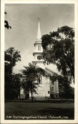 First Congregational Church 1708