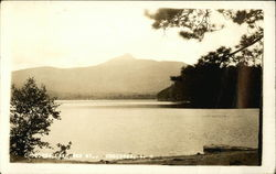 Chocorua Lake and Mountain Postcard