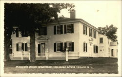 President Pierce Homestead