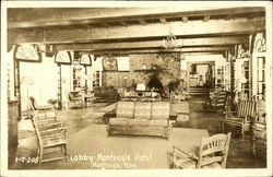 Monteagle Hotel - Lobby