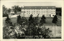 Muskingum College - Mens Memorial Dormitory