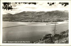 Sandpoint, Idaho on Lake Pend Oreille