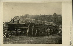 Original Building - John Jacob Astor Trading Post