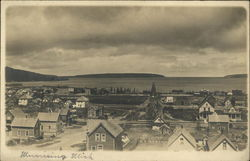 Town and Waterfront in Munising