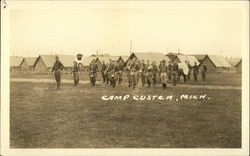 Camp Custer Army Band