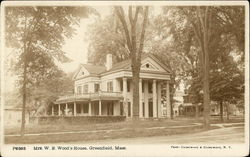 Mrs. W. E. Wood's House