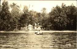 Greenfield's Green Gables Resort, Manistique Lake