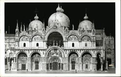 1:100 Scale Model of St. Mark's Piazza in Venice