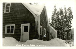 Silver Springs Lodge in Winter