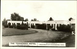 The Tennessee Motel