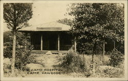 Camp Hospital, Camp Yawgoog