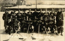 1949-50 Canadian College Ice Hockey Team