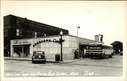 Overland Cafe and Union Bus Depot