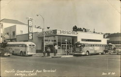 Pacific Greyhound Bus Terminal