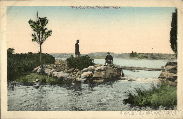 The Old Dam Touisset Neck Massachusetts