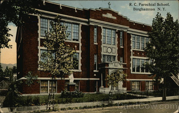 R.C. Parochial School Binghamton New York