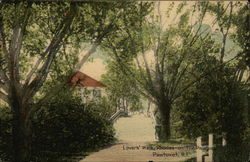 Lovers' Walk, Rhodes-On-The-Pawtuxet