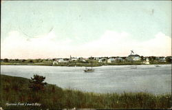 Hyannis From Lewis Bay
