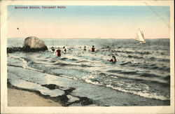 Bathin Beach, Touisset Neck