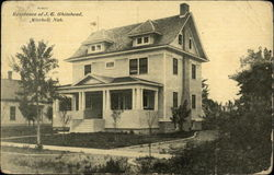 Residence of J.C. Whitehead
