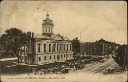 Court House and Market Square
