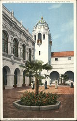 Southern California Counties Building, Panama-California Exposition
