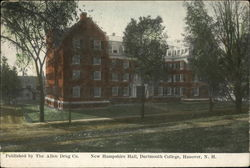 New Hampshire Hall at Darthmouth College