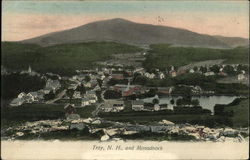 Troy, N.H. and Monadnock Postcard