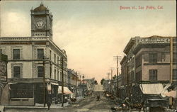Beacon Street Postcard