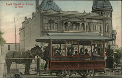 Rapid Transit in Ontario in 1895