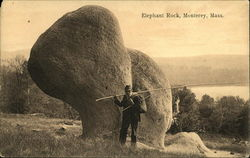 Elephant Rock Postcard