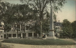 Curtis Hotel and Paterson Monument