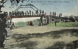 Bridge, Dunbar Ave., Merr'k Valley Race Course