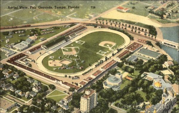 Fair Grounds Tampa Florida Horse Racing