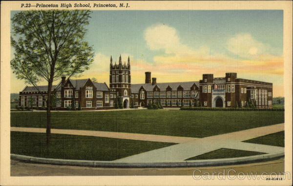 Princeton High School New Jersey