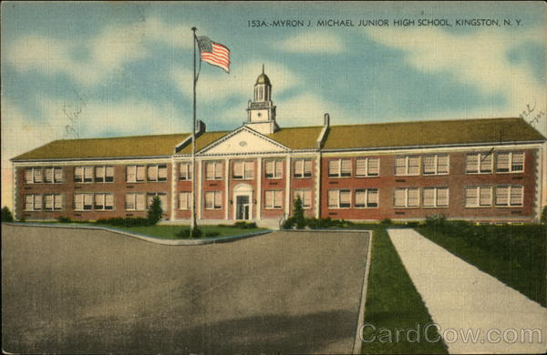 Myron J. Michael Junior High School Kingston New York