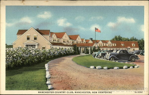 Manchester Country Club New Hampshire