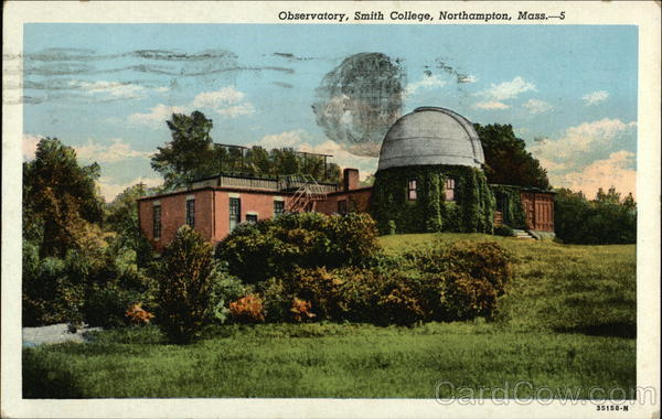 Observatory at Smith College Northampton Massachusetts